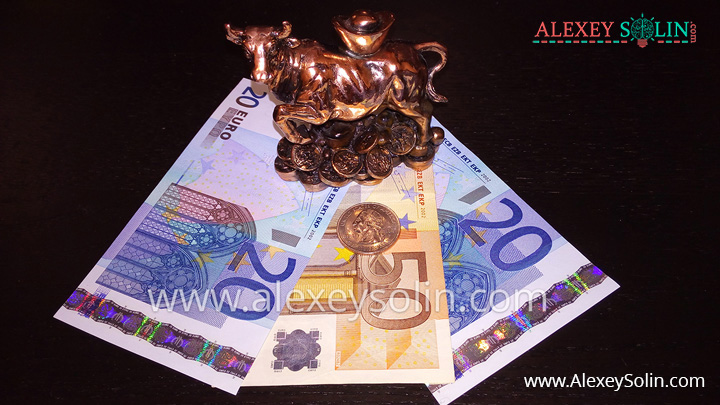 валютная биржа форекс forex алексей солин бык евро статуэтка