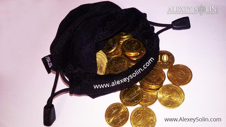 сохранение капитала залог успеха в онлайн бизнесе алексей солин мешочек золотые монеты