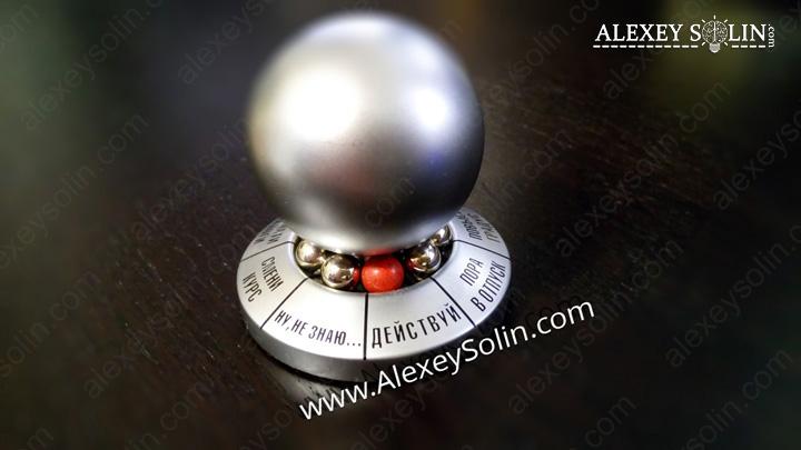 трейдинг и правила алексей солин шар судьбы предсказаний